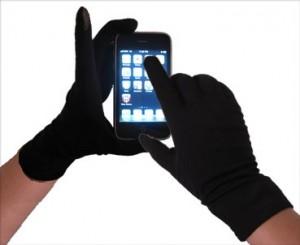 Tačskrin rukavice